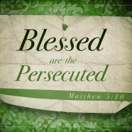 RDTT 047: The Persecuted